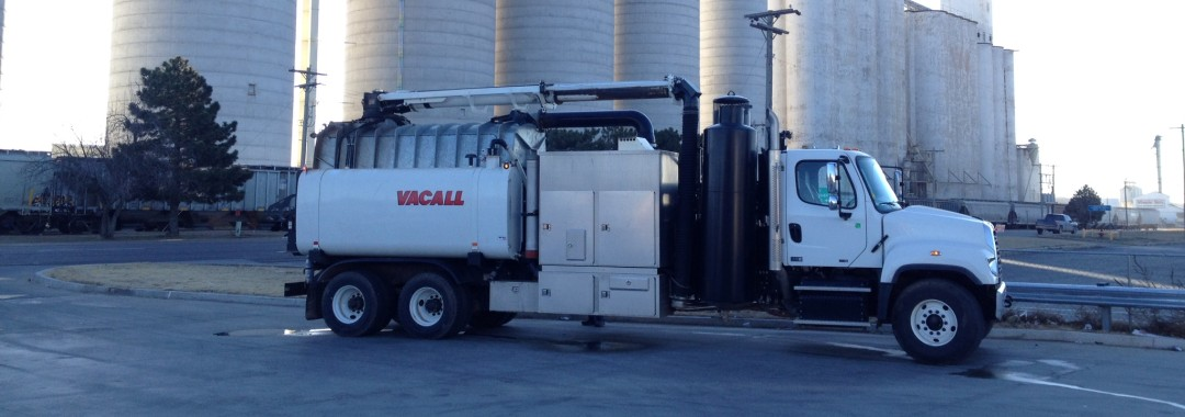 Vacall Hydro Excavation Trucks
